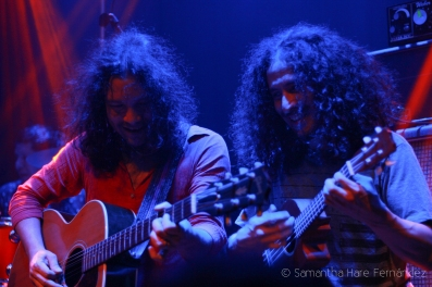 Marcelo Motta y Nathan Chara
